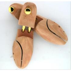 Đôi Cây giữ phom giày gỗ tự nhiên