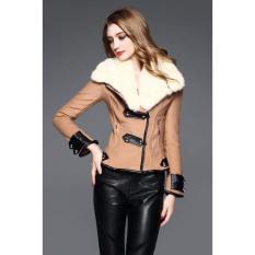 Trang bán Dòng áo khoác cổ lông sang trọng, cao cấp