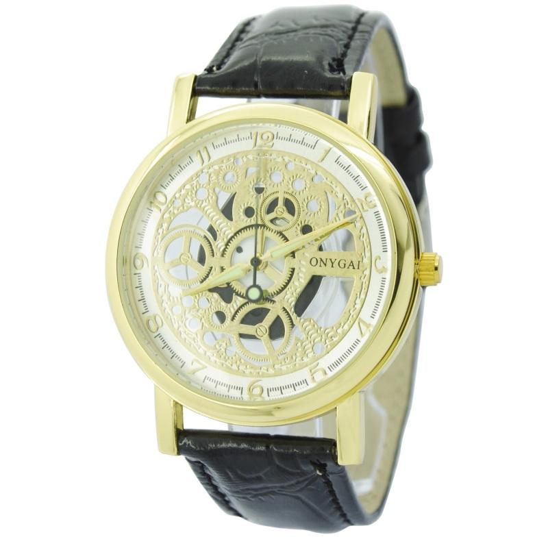 Nơi bán Đồng hồ dây da Bewatch B001 (Nâu)