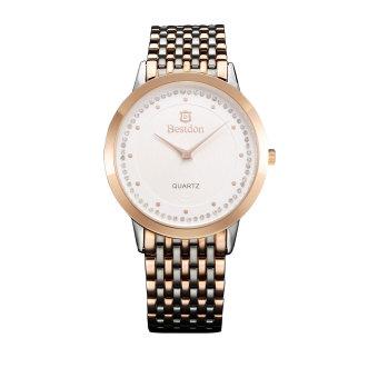 Đồng hồ nữ dây thép không gỉ Bestdon BD9933L (Vàng)