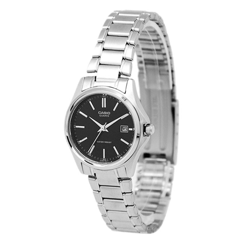 Vì sao mua Đồng hồ nữ dây thép không gỉ CasioLTP-1183A-1ADF(Bạc)