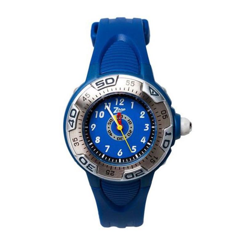 Đồng hồ trẻ em dây cao su Titan Zoop C1002PP02 bán chạy