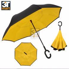 Dù mở ngược Cbrella (vàng Đen)