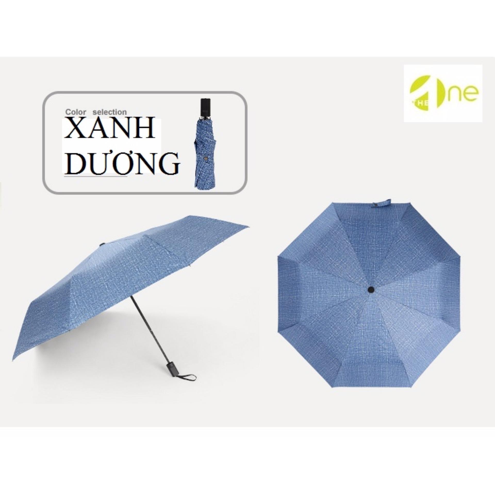 Dù nam cá tính Hàn Quốc mẫu 2018 ( màu xanh dương)