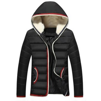 Fashion Men Down Cotton Thick Coat Hooded Coat Warm Jacket - intl - 8813922 , VA466FAAA49ECPVNAMZ-7759012 , 224_VA466FAAA49ECPVNAMZ-7759012 , 786000 , Fashion-Men-Down-Cotton-Thick-Coat-Hooded-Coat-Warm-Jacket-intl-224_VA466FAAA49ECPVNAMZ-7759012 , lazada.vn , Fashion Men Down Cotton Thick Coat Hooded Coat Warm Jacke
