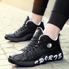 Thời trang nam, Giày nam Giày Chống Trượt Nhà, Giày Bóng Rổ Nam, Đỏ và Blackwhite HOA KỲ 7 năm 9.5, CỠ CHÂU ÂU 39 Đến 44-quốc tế