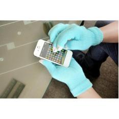 Combo 2 Găng tay (1 đôi) Bao tay cảm ứng len thời trang