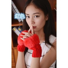 Găng Tay Bông Hở Ngón Hàn Quốc
