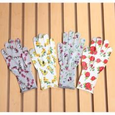Găng tay chống nắng, cảm ứng