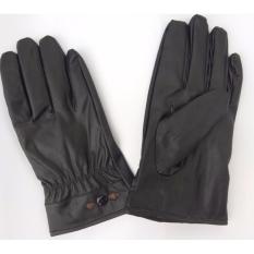 Găng tay da lót nỉ ấm áp, sang trọng