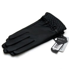 Găng tay da nữ có cảm ứng điện thoại