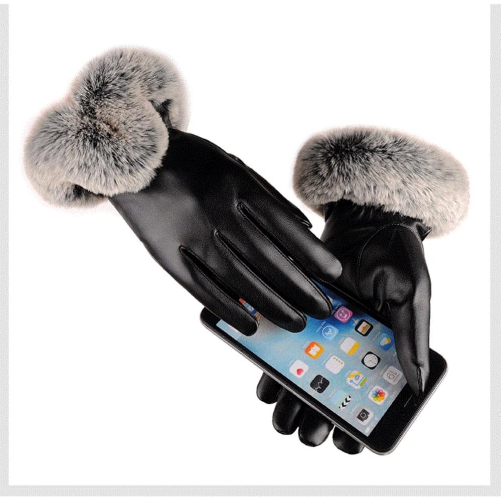 Bao tau nữ Găng tay nữ cảm ứng điện thoại mẫu mới