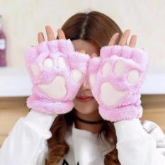 Găng tay nữ Hàn Quốc hở ngón cực đáng yêu- tpWatch.N01