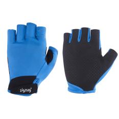 zigzag GLV00403- Găng tay Sport chống nắng UPF50+ (xanh da trời)