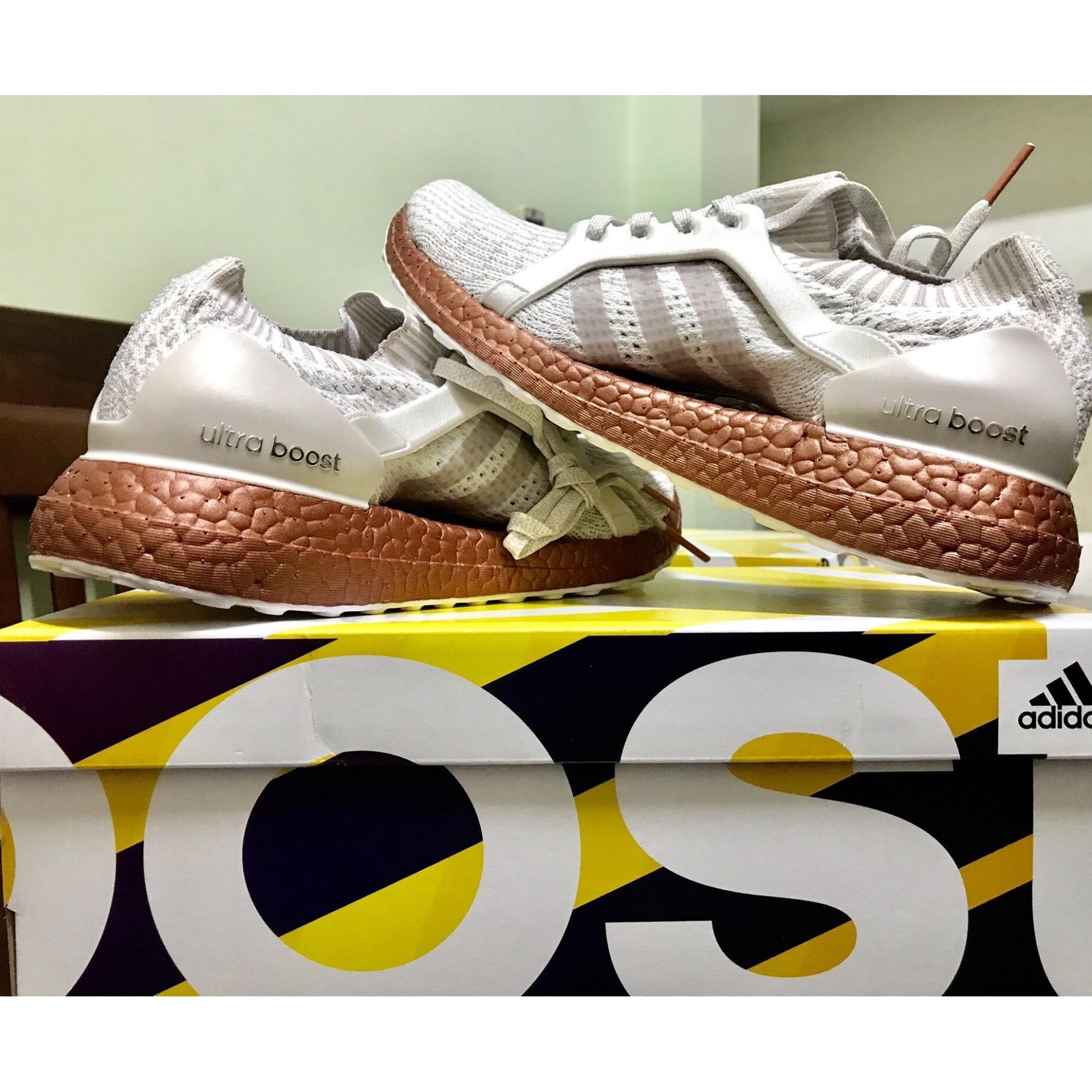 cceebfe4782c08 Đổi trả dễ dàng Giầy Adidas Ultra Boost X LTD White Rust cho nữ ...