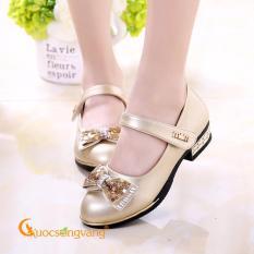 Giày bé gái búp bê giày búp bê bé gái đẹp GLG017