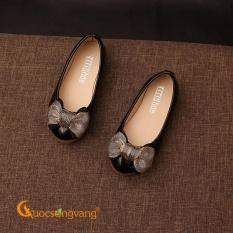 Giày bé gái đẹp giày búp bê bé gái GLG011