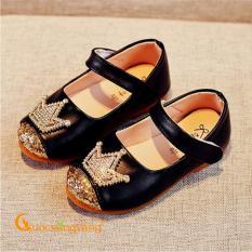 Giày bé gái đẹp giày công chúa bé gái GLG056