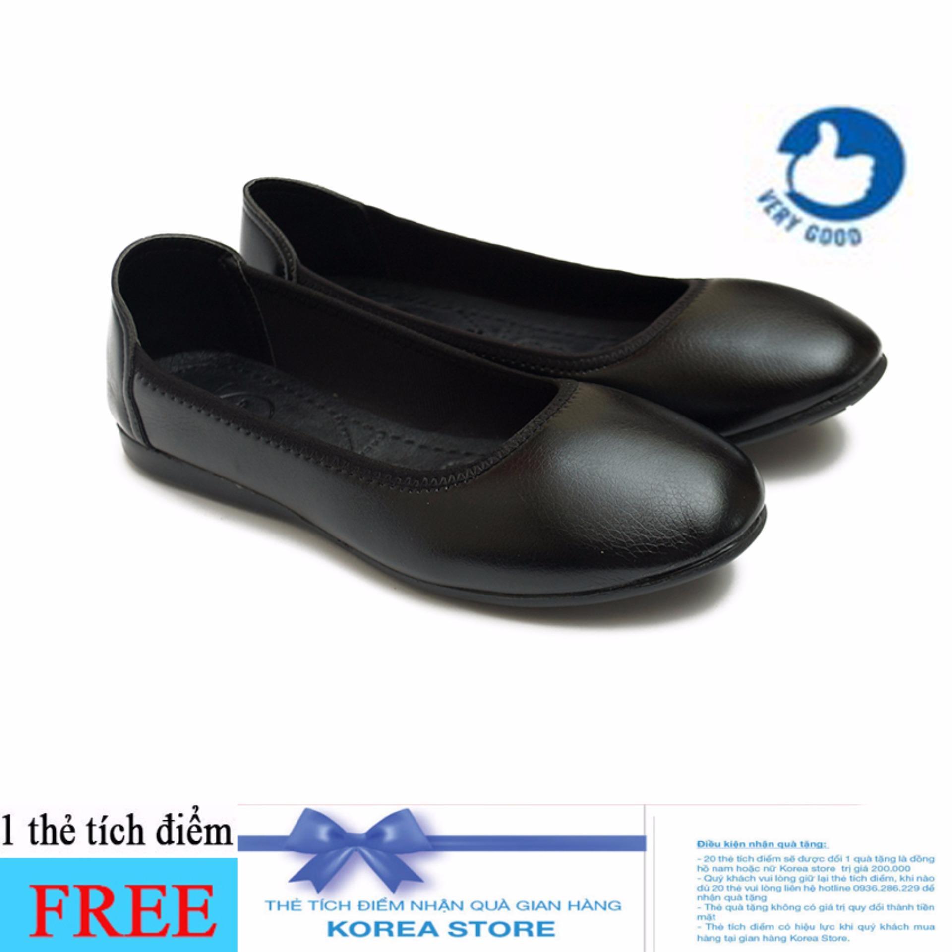 Giày bệt nữ Verygood siêu bền, siêu êm hàng đẹp + Tặng kèm 1 thẻ tích điểm tại KoreaStore