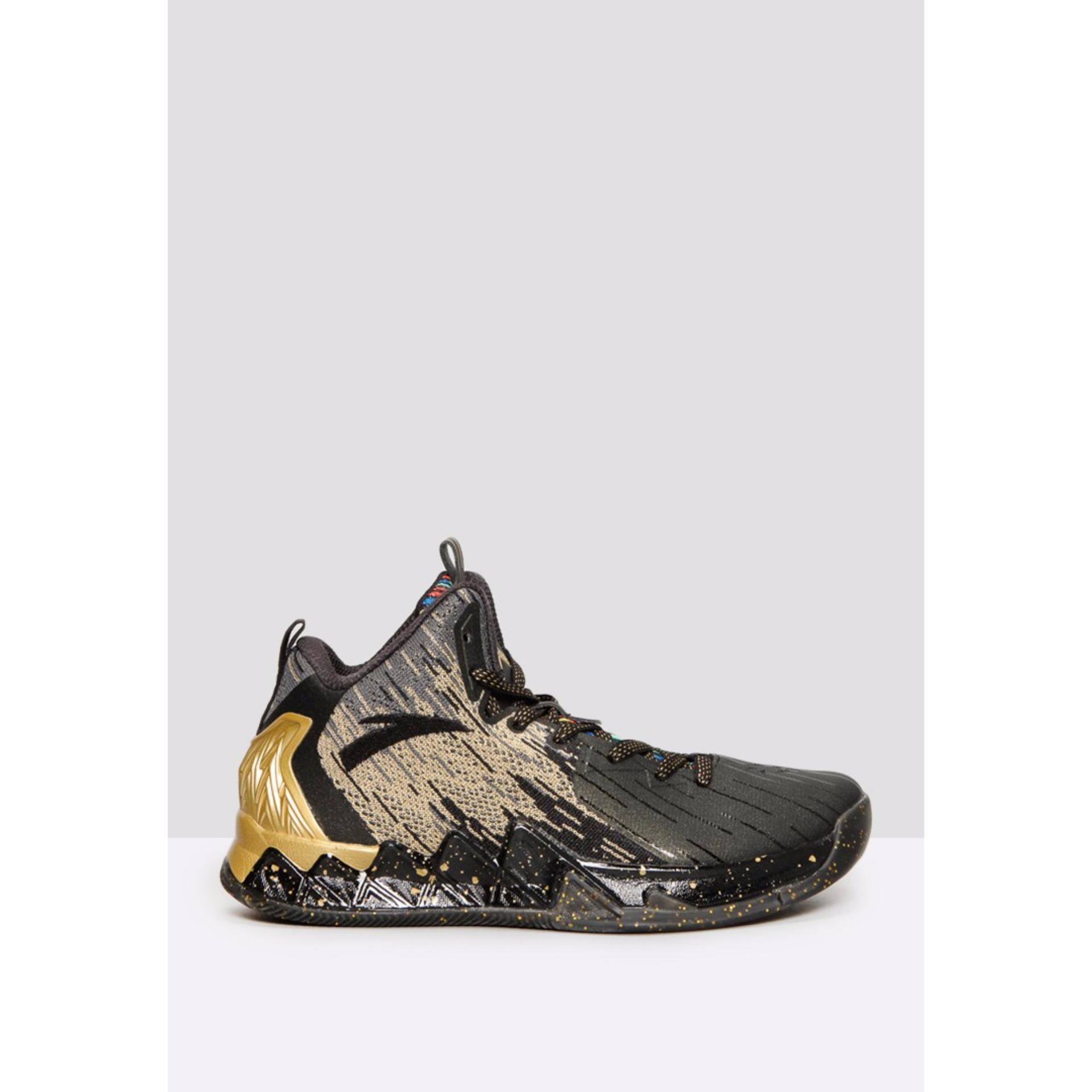 Giày bóng rổ nam Anta 81731101-4 màu đen