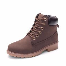 Giày Boot Nữ Lidus HH1823. Bảo hành 12 tháng (Màu Đen/Nâu/Hồng/Trắng)