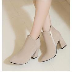 Giày Boot nữ thời trang B097K