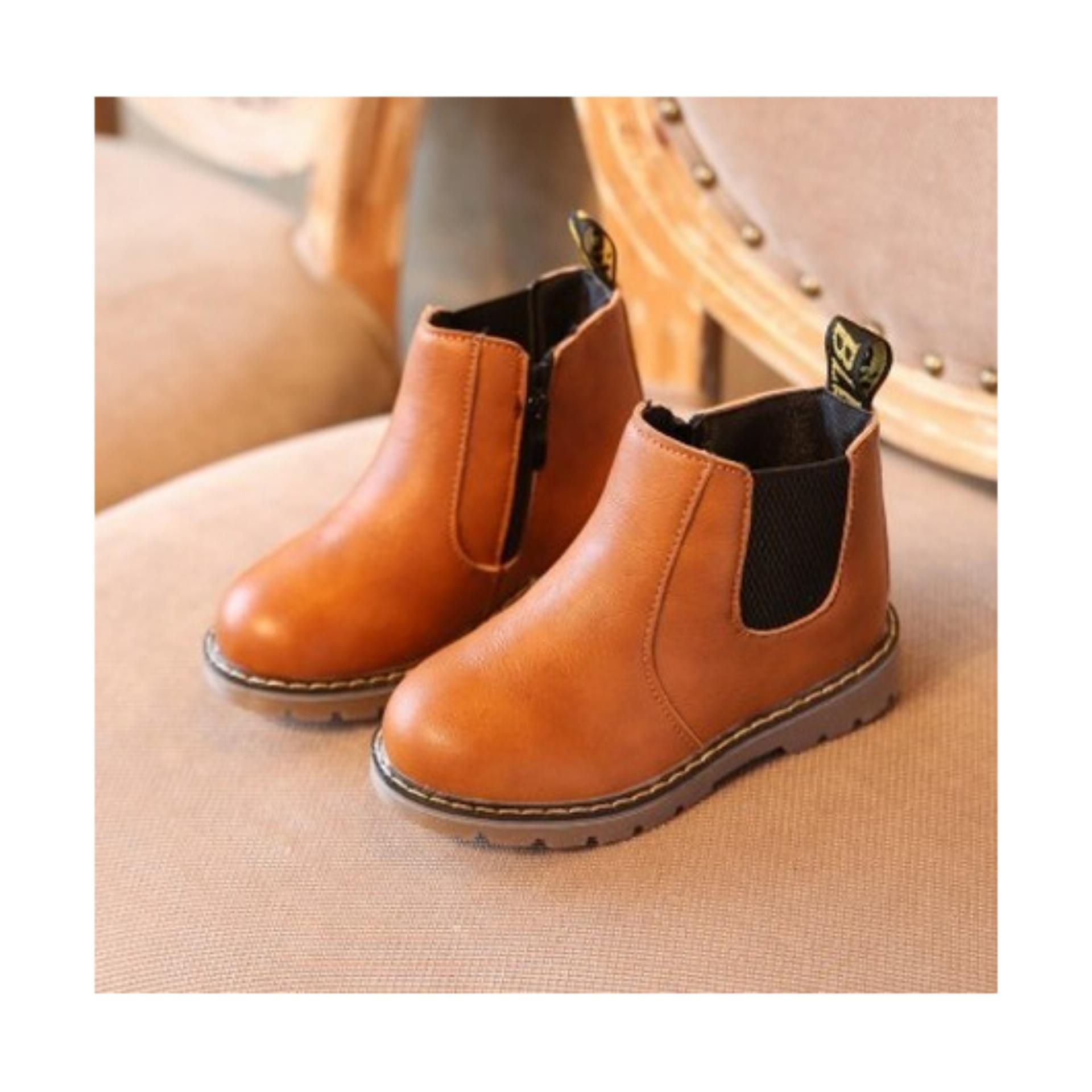 Giấy Bốt (boot) bé gái
