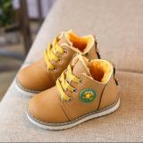 Trang bán giày bốt buộc dây cho bé