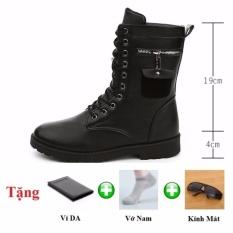 Giày Bốt Nam Cao Cấp – GN90