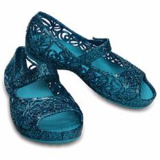 Giày búp bê Crocs Trẻ em 202602-40M (Xanh dương)
