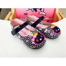 Giày búp bê hình mèo Kity dễ thương cho bé gái