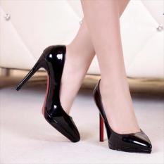 Giày cao gót đế đỏ thời trang