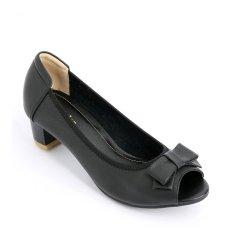 Giày cao gót FA889 – Đen