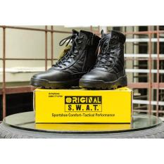 Giày chiến thuật SWAT cổ cao