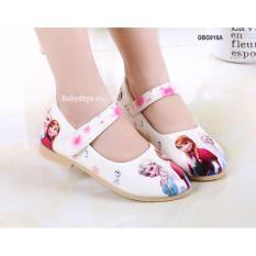 Giày công chúa elsa GBG016A ( trắng )