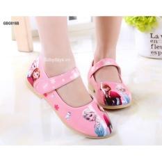 Giày công chúa elsa GBG016B ( hồng )