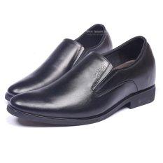 Giày da lười công sở GL70 đế tăng chiều cao bí mật 6.5cm