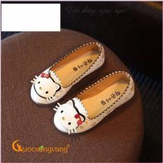 Giày dép bé gái giày bé gái đẹp đế kếp GLG006