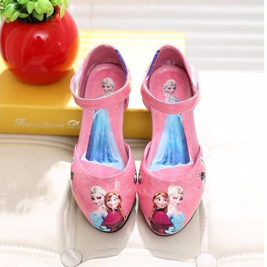 Giày Elsa cho bé gái hàng đẹp (M54)