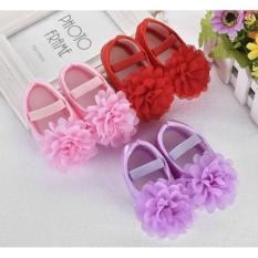 Giày hoa tập đi xinh xắn cho bé gái