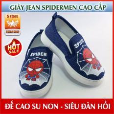 Giày Jean Spidermen cao cấp