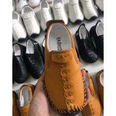 Giày lười phong cách Nhật cho bé trai sành điệu