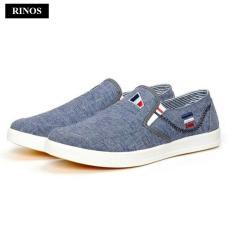 Giày lười vải nam RINOS RN5414