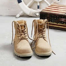 Giày nam cao cổ da lộn thời trang G15B – 622