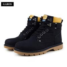 Giày nam cổ cao sành điệu Garos GN9602