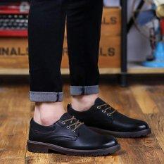 [ Hàng HOT ] Giày Công Sở Nam Da Mềm Êm Chân 3Fashion Shop – 2984