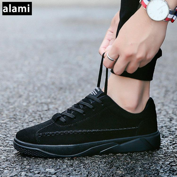 Giầy Sneaker Thời Trang Nam Alami GTT322