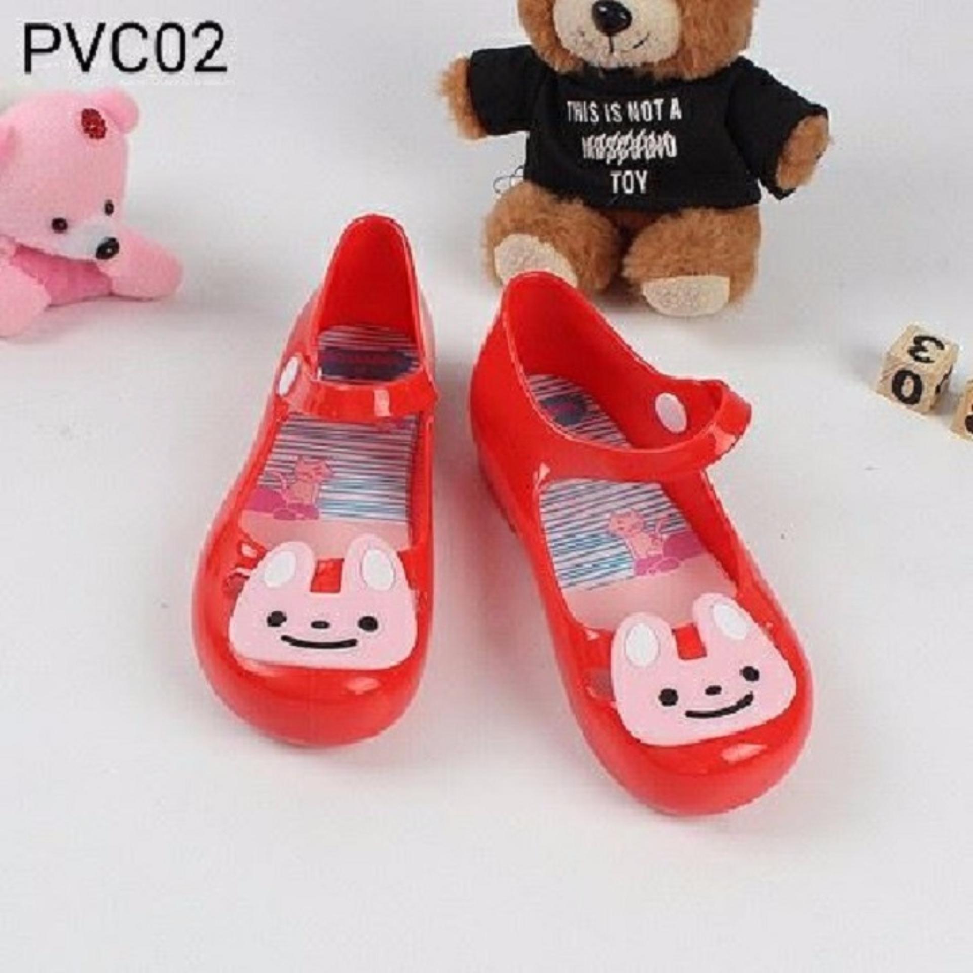 Giày Nhựa mềm Trẻ Em
