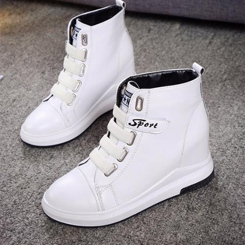 Giày nữ nâng đế phong cách thời trang Hàn Quốc – XS0365