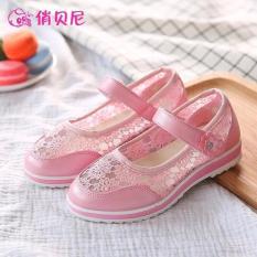 Giày ren bền đẹp mùa hè cho bé gái (M68)
